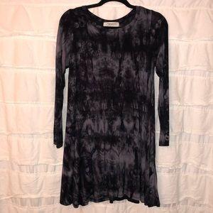 Impressions Boutique Tie Dye Dress